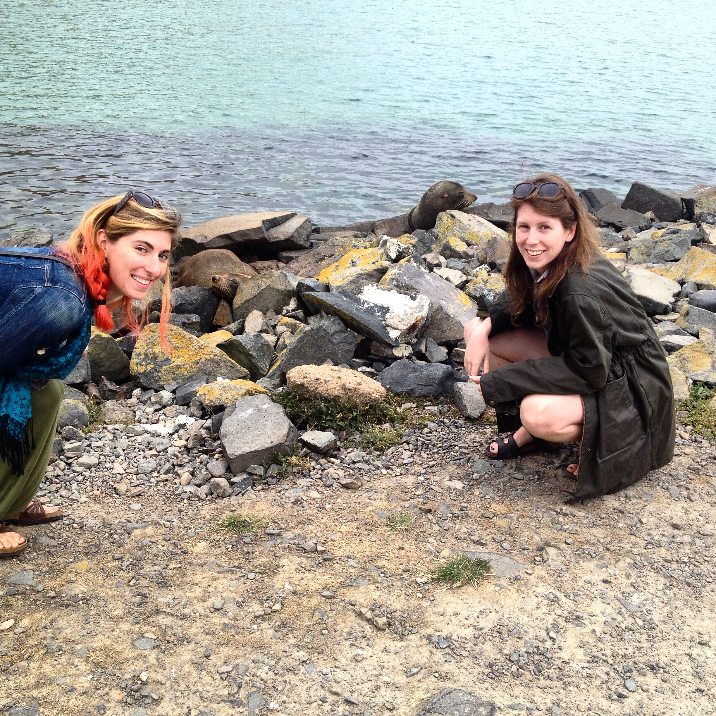 us with seals