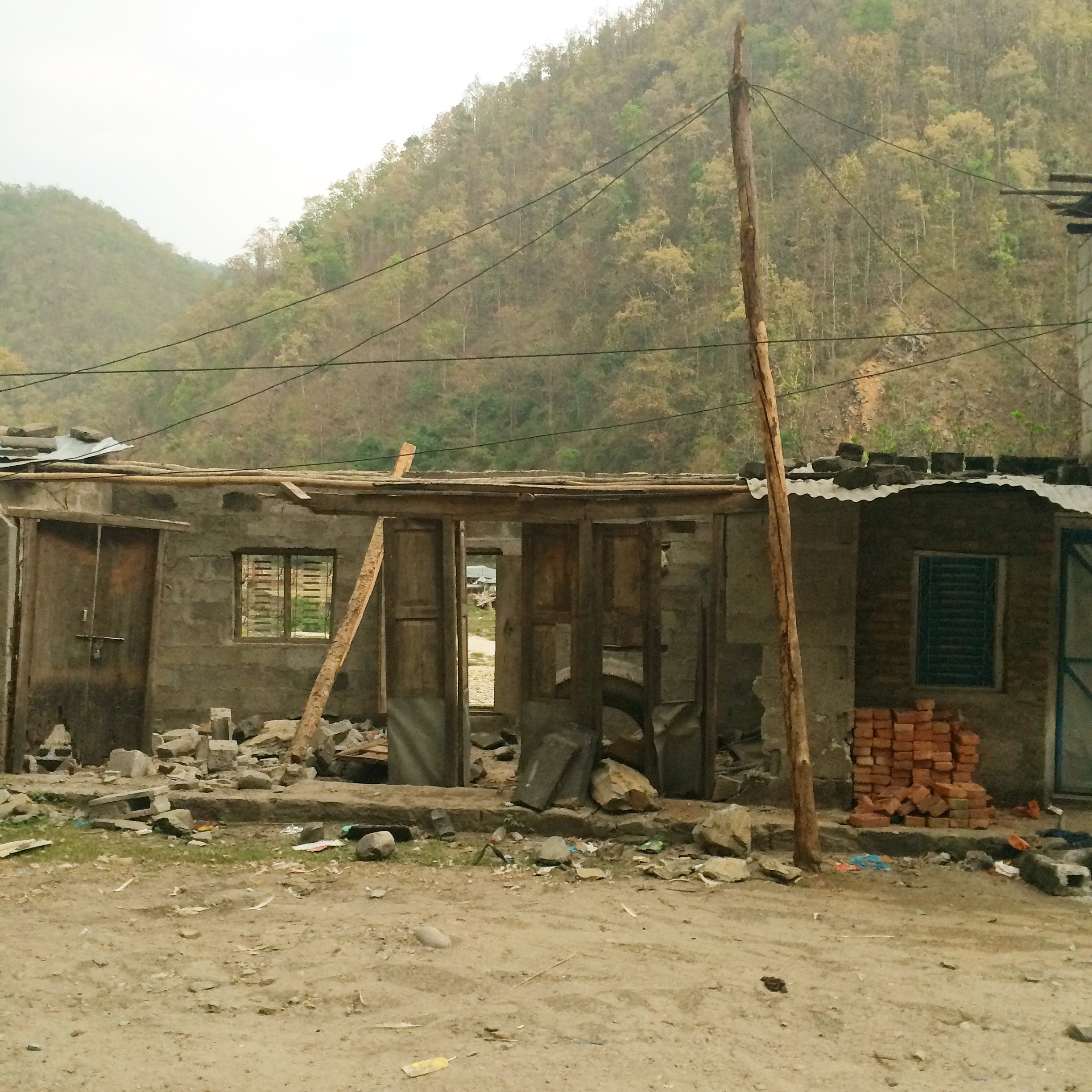 damage in kavre